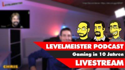 [Redaktionssitzung] Gaming in zehn Jahren