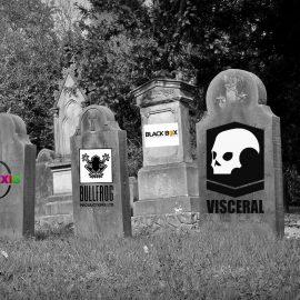 Ein neuer Grabstein auf dem Studio-Friedhof: EA schließt Visceral Games