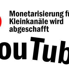 YouTube ändert Partnerprogramm
