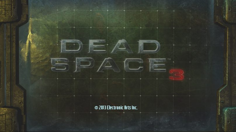 DEAD SPACE 3 im COOP
