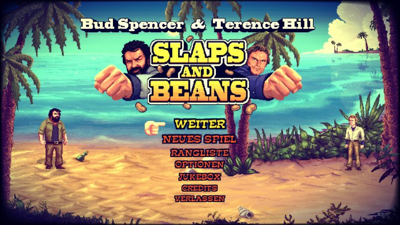 Bud Spencer und Terence Hill – Slaps and Beans