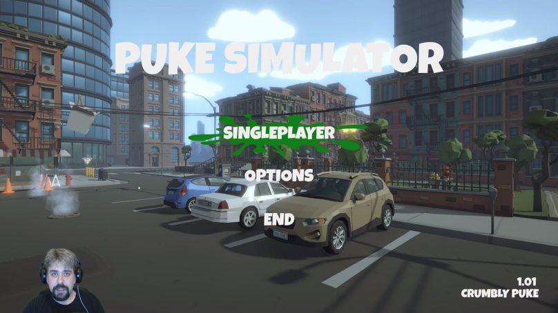 Puke Simulator