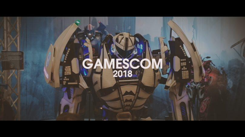 Gamescom 2018 – Diesmal waren wir dabei!