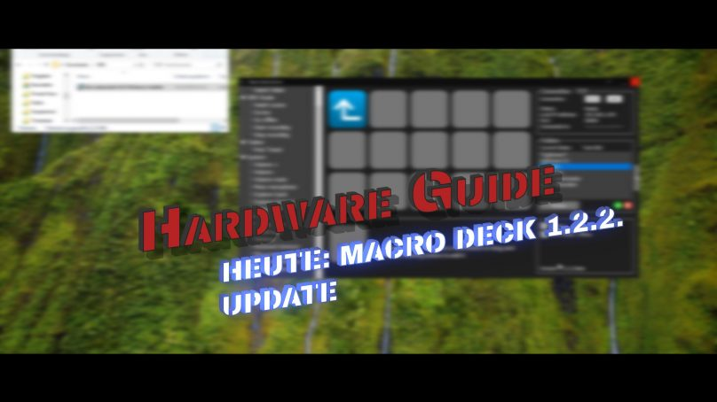 Macro Deck 1.2.2. Update