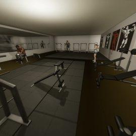 Gym Simulator – Grusel-Opa im Fitnessstudio