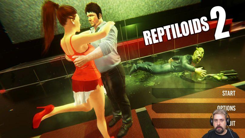 Reptiloids 2 – Paranoide Reptiloide