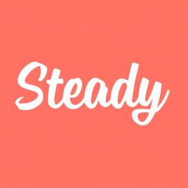 Wie sind bei Steady