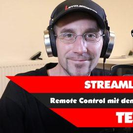 Remote Control von Streamlabs OBS kurz vorgestellt