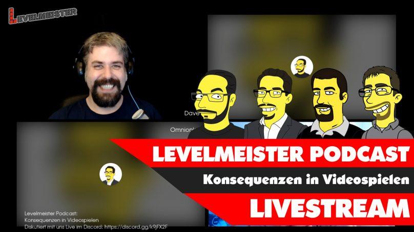 [Redaktionssitzung] Konsequenzen in Videospielen