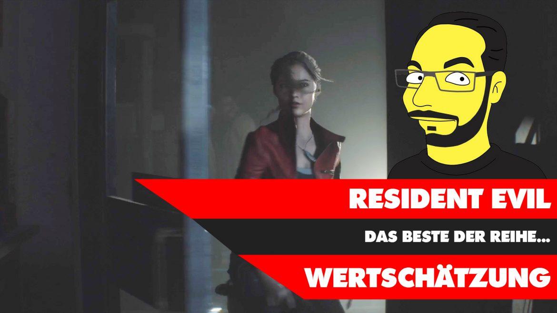 """Das Beste der Reihe """"Resident Evil"""""""