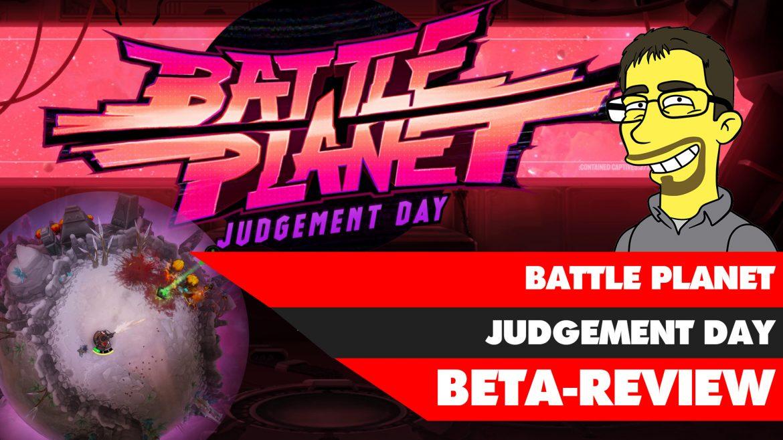 Battle Planet – Judgement Day