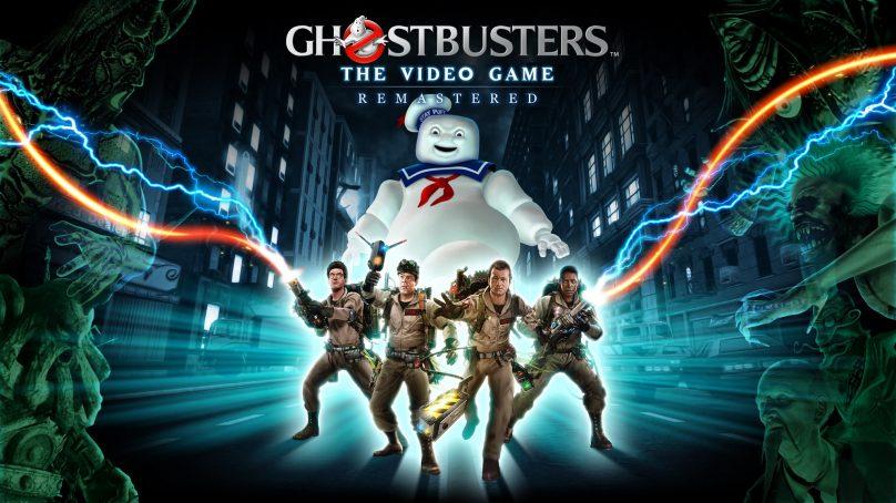 Ghostbusters Remaster erschienen