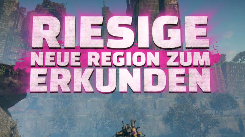 Erster DLC für Rage 2 veröffentlicht