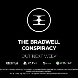 The Bradwell Conspiracy erscheint kommende Woche