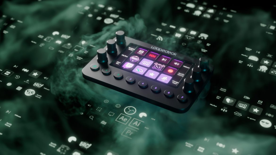 Stream Deck Alternative von Loupedeck